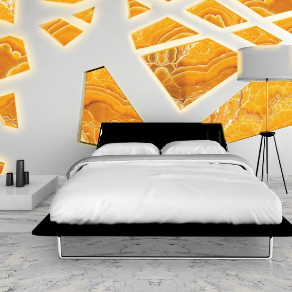 Wall: YELLOW ONYX